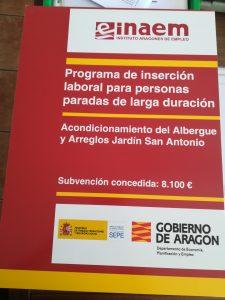 PROGRAMA DE INSERCIÓN LABORAL PARA PERSONAS PARADAS DE LARGA DURACIÓN